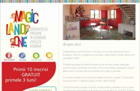 Gradinita Magic Land One